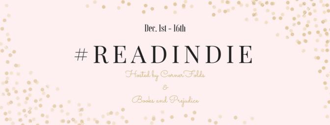 #ReadIndie December
